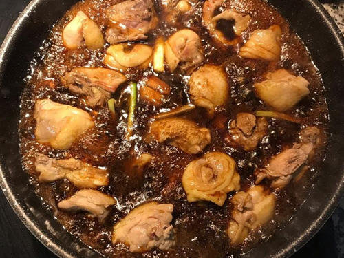 广东三杯鸡的正宗做法图解-最正宗的方式三杯鸡怎么做讲解5